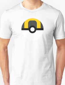 Minimalist Ultra Ball Unisex T-Shirt