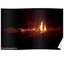 2011 FIREDANCE 123 Poster