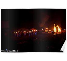 2011 FIREDANCE 125 Poster