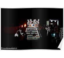 2011 FIREDANCE 126 Poster