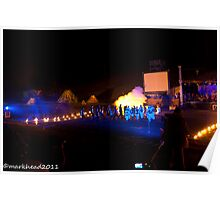 2011 FIREDANCE 140 Poster