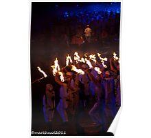 2011 FIREDANCE 144 Poster