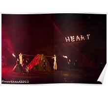 2011 FIREDANCE 153 Poster