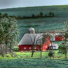 Red Barn Farm by vigor
