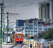 New Orleans Street Cart by Agro Films