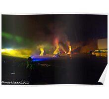 2011 FIREDANCE 164 Poster