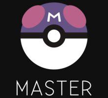 Minimalist Master Ball Kids Tee