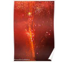 2011 FIREDANCE 171 Poster