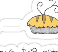Octopus algebra Sticker