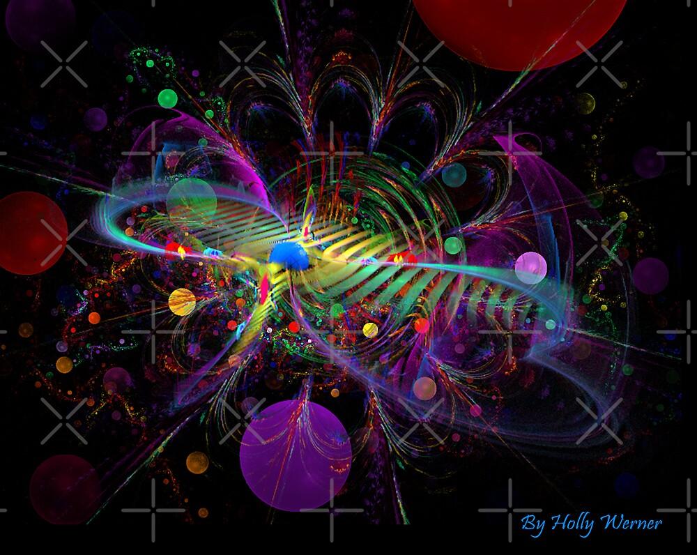 Prometheus Awakening by Holly Werner