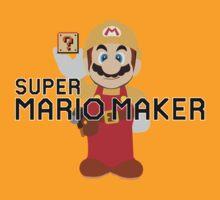 Super Mario Maker by TheBritishSonic