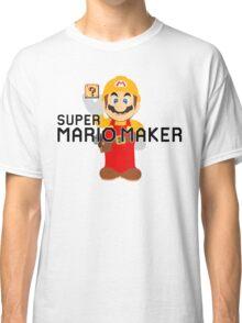 Super Mario Maker Classic T-Shirt