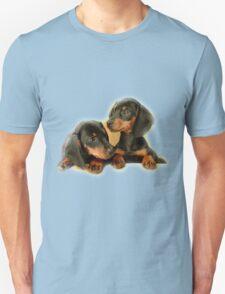 Dachshund Dogs Unisex T-Shirt