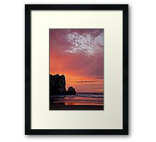 Our World Is Full Of Color Framed Print