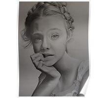 Portrait #4 Poster