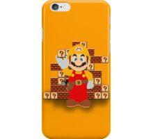 Super Mario Maker iPhone Case/Skin