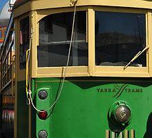 St Kilda Tram by pipifleming