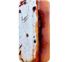 Burnt Ice iPhone Case/Skin