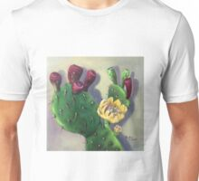 Prickly Pear Cactus Unisex T-Shirt
