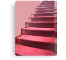 Going up! Canvas Print