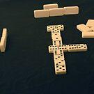 Dominoes by Robert Armendariz