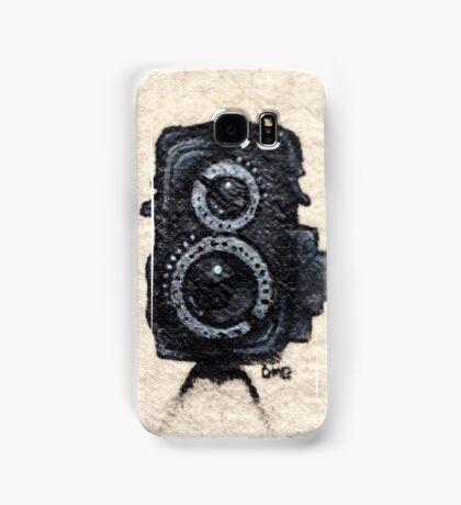 Twin Lens Samsung Galaxy Case/Skin