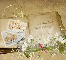 Wedding Album by Maria Dryfhout
