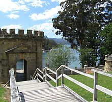 Tasmania - Stolen Turret by soulimages