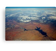 From the Air II Canvas Print