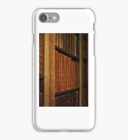 Book case iPhone Case/Skin