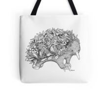 Botanical Echidna Tote Bag