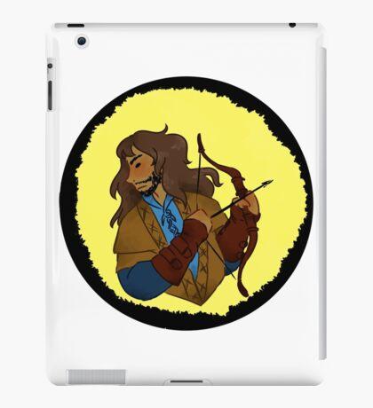 Kili the dwarf iPad Case/Skin