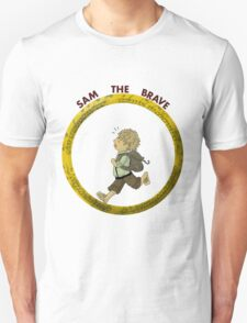 Sam the Brave Unisex T-Shirt