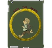 Sam the Brave iPad Case/Skin