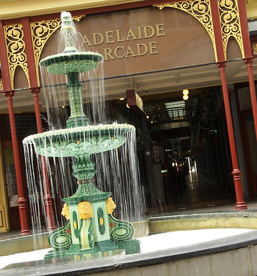 Adelaide Arcade - Rundle Mall, Adelaide, South Australia by moufassa78