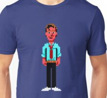 Zak McKracken and the Alien Mindbenders #02 Unisex T-Shirt