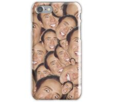 Get In The Cage iPhone Case/Skin