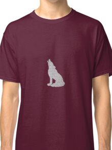 King's Cross Wolf Classic T-Shirt