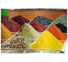 Spice Bazaar ( Mısır Çarşısı ), Istanbul - Detail Poster