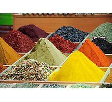 Spice Bazaar ( Mısır Çarşısı ), Istanbul - Detail Photographic Print
