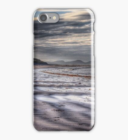 Following the curves iPhone Case/Skin