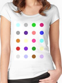Cinolazepam Women's Fitted Scoop T-Shirt