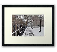 Ottawa Onatrio Framed Print