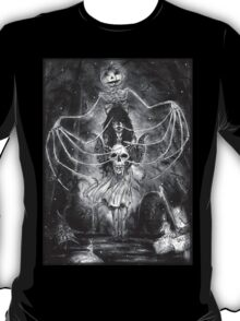 Watch Out For The Ghouls During Halloween T-Shirt