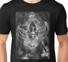 Watch Out For The Ghouls During Halloween Unisex T-Shirt