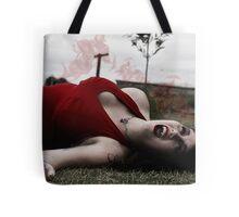 Love Hurts (Like Hell) Tote Bag