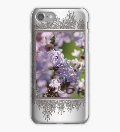 Common Purple Lilac iPhone Case/Skin
