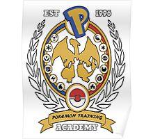 Pokemon Training Academy Poster