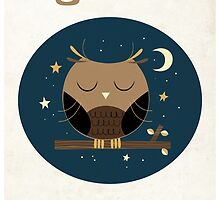 G is for Gufo by hellobea