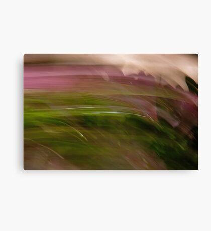 En Plein Air Canvas Print
